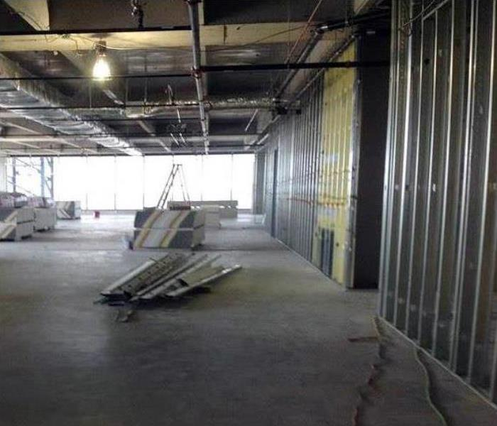 Commercial Water Damage Restoration In Seal Beach After