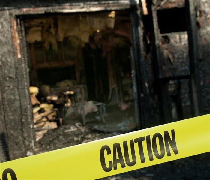 Fire Damage Be Careful- Surfside Fire Damage can Create Dangerous Breathing Conditions