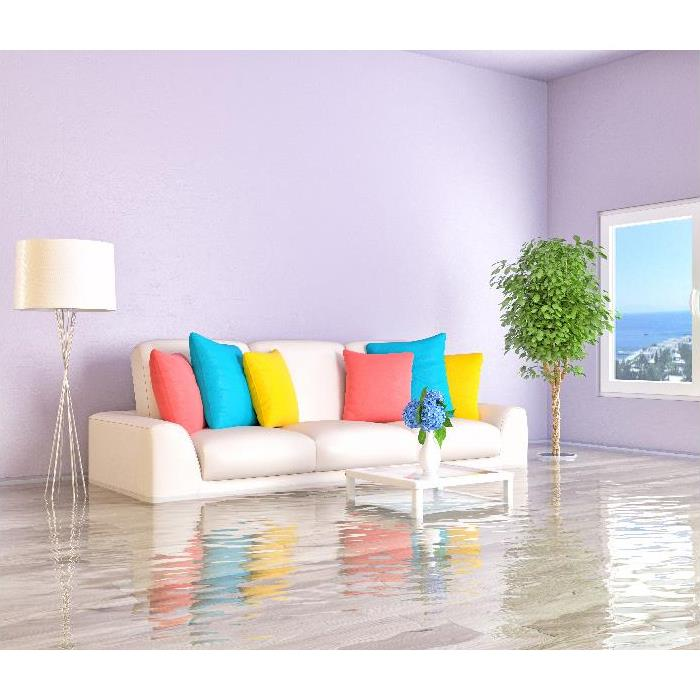 flooding in property