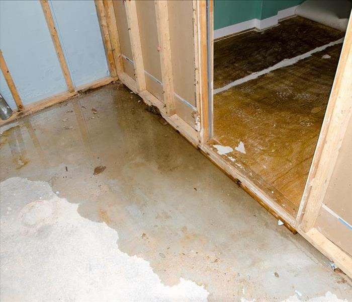 Water Damage Why Cleaning Structural Components After Water Damage in Los Alamitos Is Key