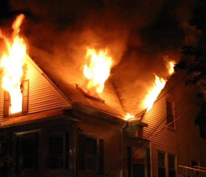 Fire Damage Remodeling vs. Restoring after Fire Damage within Your Los Alamitos Residence